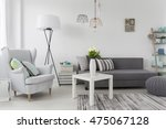delicate modern decorations... | Shutterstock . vector #475067128