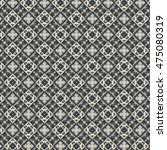 fabric pattern design. you can... | Shutterstock . vector #475080319