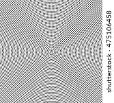 abstract circle halftone effect ... | Shutterstock .eps vector #475106458