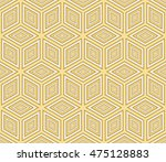 seamless pattern based on the... | Shutterstock .eps vector #475128883