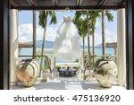 wedding dress | Shutterstock . vector #475136920
