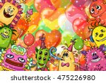 background for your holiday... | Shutterstock . vector #475226980