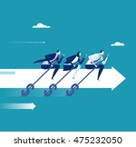 investment. business persons... | Shutterstock .eps vector #475232050