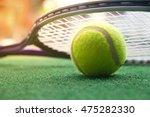 tennis | Shutterstock . vector #475282330