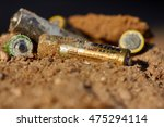 Wrong Disposal Of Batteries....