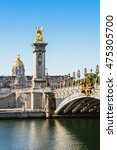 Pont Alexandre Iii Bridge Over...