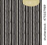 handsketched vector seamless... | Shutterstock .eps vector #475337989