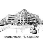 germany. berlin. hackesche...   Shutterstock .eps vector #475338820