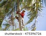 bukana  philippines   feb. 2 ... | Shutterstock . vector #475396726