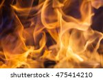 fire flames | Shutterstock . vector #475414210