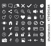 general icons set