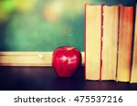 back to school background | Shutterstock . vector #475537216