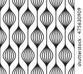 vector seamless texture. modern ... | Shutterstock .eps vector #475630909