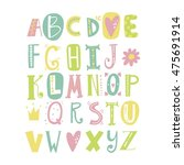 handwriting type for kids