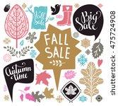 Fall  Autumn Sale Design...