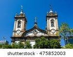 Sao Francisco De Paula Church...