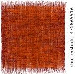 weave grunge striped interlaced ... | Shutterstock .eps vector #475869916