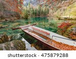 Blausee. One Of The Best Known...