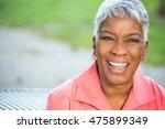 mature african american women | Shutterstock . vector #475899349