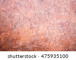 Details Of Red Stone Texture...