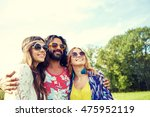nature  summer  youth culture... | Shutterstock . vector #475952119