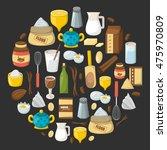 vector cartoon illustration...   Shutterstock .eps vector #475970809