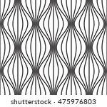 vector seamless texture. modern ... | Shutterstock .eps vector #475976803