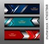 business banners template...   Shutterstock .eps vector #476037868