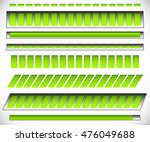8 different horizontal   level  ... | Shutterstock .eps vector #476049688