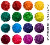vector colorful set with... | Shutterstock .eps vector #476141740
