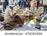 fez  morocco  may 31  2012 ... | Shutterstock . vector #476191030