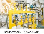 pressure  temperature ... | Shutterstock . vector #476206684