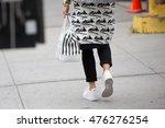 new york. usa   september 8 ... | Shutterstock . vector #476276254