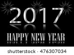 christmas card 2017   Shutterstock .eps vector #476307034