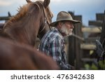 American West Rodeo Cowboy...