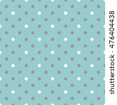 tile vector pattern with small... | Shutterstock .eps vector #476404438