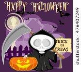 Halloween Background. Funny...