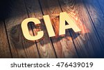 """The Acronym """"cia"""" Is Lined With ..."""