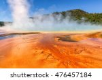 Thermal Pool Grand Prismatic...