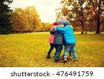 childhood  leisure  friendship... | Shutterstock . vector #476491759