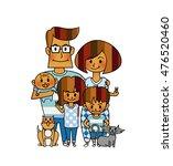 family | Shutterstock .eps vector #476520460