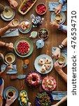 dining | Shutterstock . vector #476534710