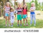 summer vacations | Shutterstock . vector #476535388