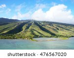 Molokai Fish Ponds.