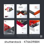 brochure template layout  cover ... | Shutterstock .eps vector #476639884