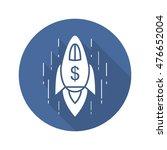 business success concept.... | Shutterstock .eps vector #476652004