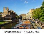 Cambridge  Uk   August 29  ...