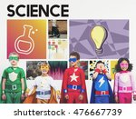 science biology academic... | Shutterstock . vector #476667739