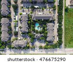 aerial view of typical multi... | Shutterstock . vector #476675290