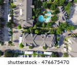 aerial view of typical multi... | Shutterstock . vector #476675470